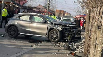 """Stupoare în cazul șoferiței care a ucis 2 fete în cartierul Andronache: """"Când ai bani și relații"""""""