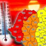 Alertă ANM. Val puternic de căldură în România. Urmează temperaturi imposibil de suportat