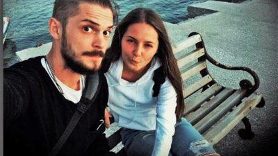 Alexandra Dragnea și Alex Mațaev, apariție rară în public. Cum au fost surprinși fiica fostului lider PSD și iubitul ei