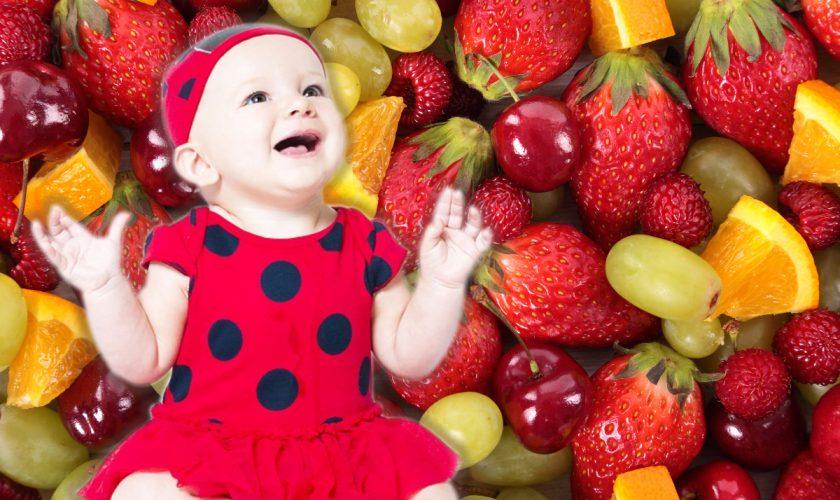 Ce fruct trebuie să mănânce copiii de până în 2 ani. Specialiștii susțin că e aur curat