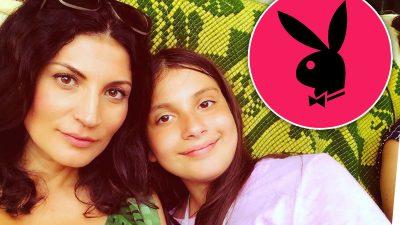 """Cum a ajuns să afle fiica Ioanei Ginghină că aceasta a pozat în Playboy. """"Nu voiam să o ia nimic prin surprindere"""""""