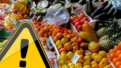 Fructele pe care nu trebuie să le cumpere niciun român din piaţă. De ce sunt periculoase