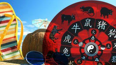 Horoscop chinezesc 12 iulie – 31 august. Zodiile care vor avea o vară de neuitat