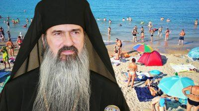 ÎPS Teodosie, mesaj halucinant despre mersul la mare: 'O mare rușine'