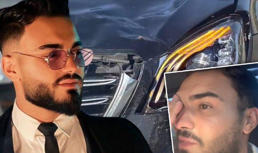 """Clipe de coșmar pentru Jador! În ce stare se află artistul, după accidentul rutier prin care a trecut: """"Am văzut moartea cu ochii"""""""