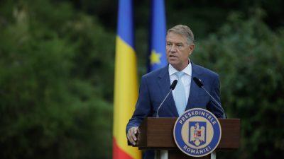 Președintele Iohannis, declarații despre valul 4 al pandemiei. Ce este important să știe românii