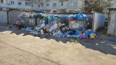 Orașul din România care s-a umplut de gunoaie. Nu mai există firmă de salubritate: mesajul Primăriei