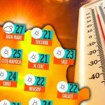 Prognoza meteo august 2021. Ce se întâmplă cu vremea în luna lui Cuptor