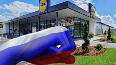 """Rușii care vor să """"distrugă"""" LIDL sunt gata să invadeze coșurile clienților cu prețuri mici. Ce strategie vor să adopte în această țară"""