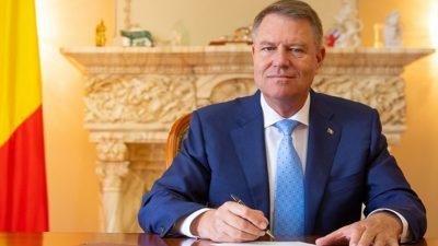 Sărbătoare națională nouă pentru România. Klaus Iohannis a semnat deja legea