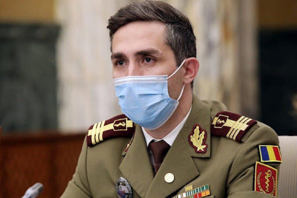 """Valeriu Gheorghiță răspunde la întrebarea: """"E sau nu discriminare ca nevaccinații să nu intre în restarant?"""""""
