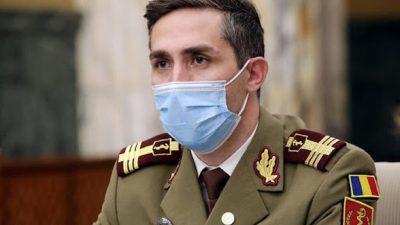 """Valeriu Gheorghiță răspunde la întrebarea: """"E sau nu discriminare ca nevaccinații să nu intre în restaurant?"""""""