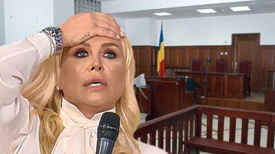 Vica Blochina, din nou la tribunal. Ce se întâmplă acum cu fosta amantă a lui Victor Pițurcă