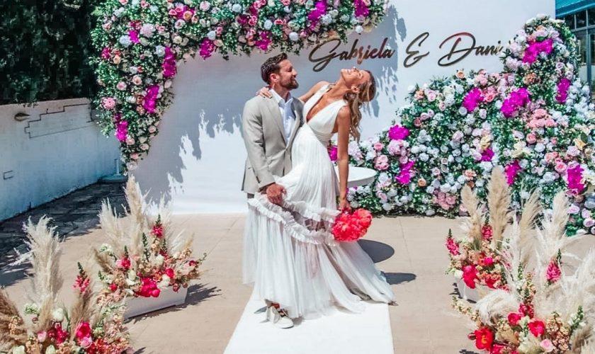 Cât a costat nunta lui Dani Oțil, de fapt. Suma e mică rău, nu-i de mirare că a făcut o avere cu nunta!