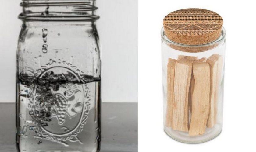 A pus bucăți de lemn într-un borcan cu apă, iar apoi le-a fiert. Ce a făcut apoi e pur și simplu genial