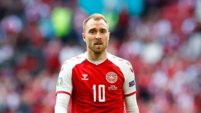 Ce se întâmplă cu Christian Eriksen după infarctul suferit la Euro 2020. Vestea teribilă primită de internaționalul danez