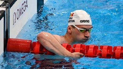 Vești proaste despre Daniel Popovici la JO 2020. Ce s-a întâmplat în seriile de la 50 metri liber