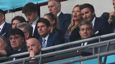 Un român a urmărit finala EURO 2020 lângă prinţul William şi Kate Middleton. Cine este el