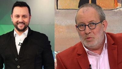 Florin Busuioc l-a făcut să râdă pe Cătălin Măruță la Pro TV: 'Prima veste bună, Busu'