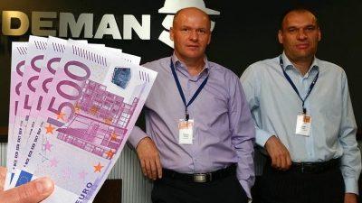 Frații Dedeman, pregătiți să dea o nouă lovitură în România. Ce amestec are și Ion Țiriac