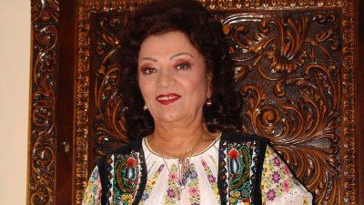 Maria Ciobanu a revenit în România în mare secret. Ce eveniment important urmează în viaţa marii artiste