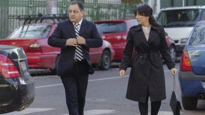Ultima oră! Oana Mizil, de urgență la spital după ce a fost agresată de Marian Vanghelie. Prima reacție a polițiștilor