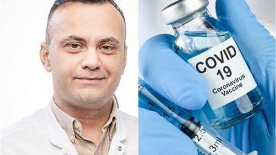 Adrian Marinescu, adevărul despre cea de-a treia doză de vaccin anti-Covid-19. Care este scopul și cine trebuie să o facă, de fapt