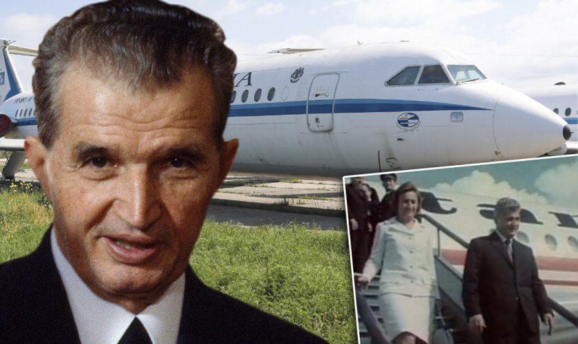 Unde se află acum avionul prezidențial al lui Nicolae Ceaușescu. Americanul care îl adjudecase pentru 120.000 de euro a făcut un gest surprinzător