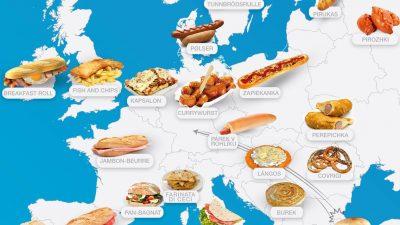 Orașul din România care se află în top 10 locuri din Europa în care se mănâncă bine