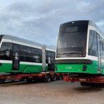 S-au cumpărat tramvaie noi, după 45 de ani. Ce oraș se bucură de noile achiziții care arată ca în marile capitale europene