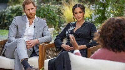 Ce propunere inedită au primit Meghan Markle și Prințul Harry. Te așteptai să îi vezi aici?