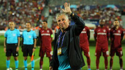 Ce a putut spune Dan Petrescu despre CFR Cluj, după plecarea lui. Oare să fie adevărat?