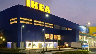 IKEA, despre noul magazin din Timişoara. Construcția va avea trei niveluri și va include panouri fotovoltaice