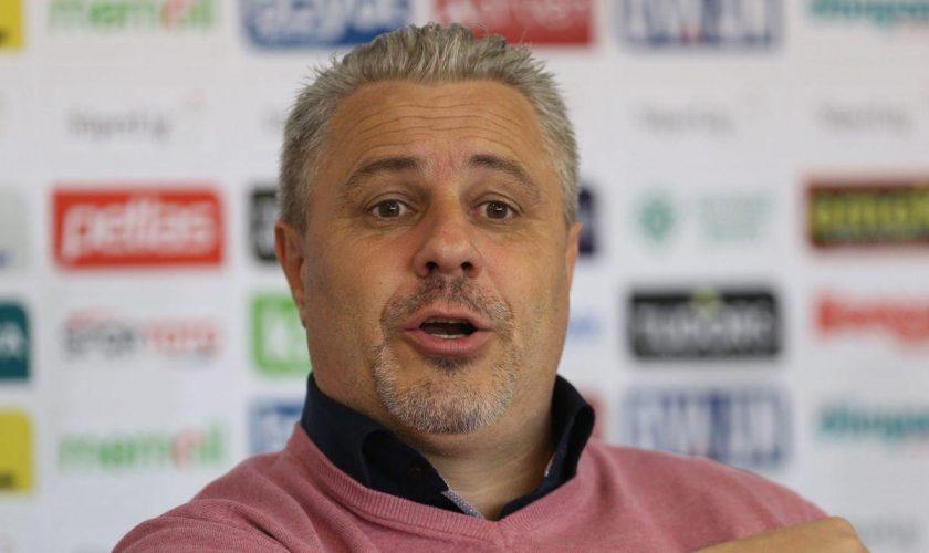 """Marius Șumudică, despre tactica din partida de Champions League. """"Poți să joci extrem de urât și să câștigi cu 1-0"""""""
