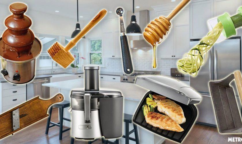 Ustensile de bucătărie complet inutile. Nu face greșeala de a le cumpăra, arunci banii degeaba pe ele!
