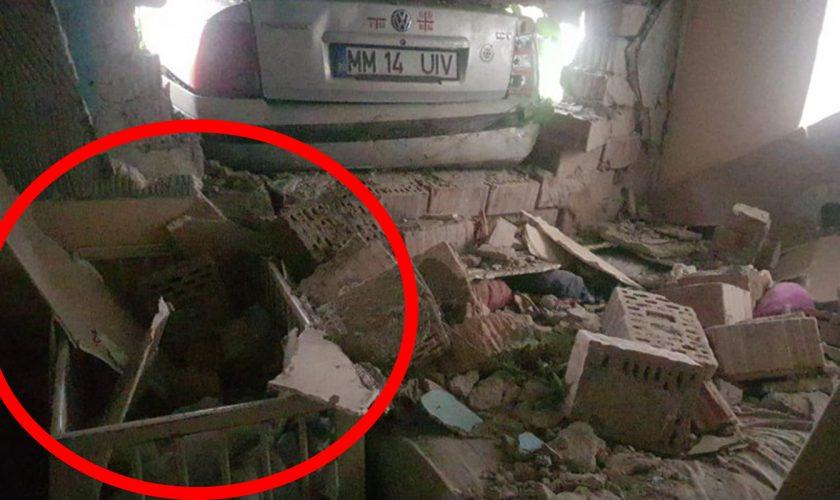 """Tragedie în Maramureș. Surioare de doi și trei ani, sub dărâmături după ce un șofer teribilist a """"aterizat"""" cu mașina în camera copilelor. Ce șanse le dau medicii"""