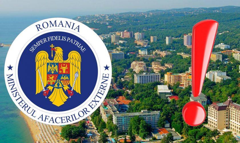 Atenționare de călătorie pentru Bulgaria. Ce anunț a făcut MAE, chiar azi
