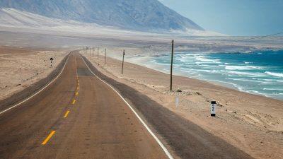 Cel mai lung drum din lume are 47.958 de km. Imaginile astea sunt senzaționale, mai ales dacă îl străbați cu mașina VIDEO