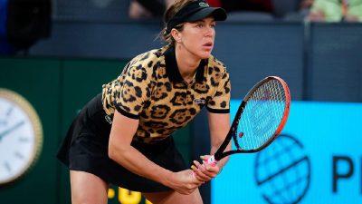 Scandal Rusia – SUA în tenis. Finalista de la Roland Garros nu a primit viza de State