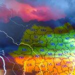 Alertă meteo în România. Vești proaste, ce se întâmplă de luni cu vremea