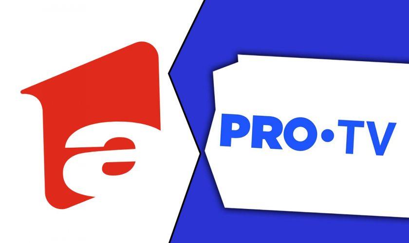 Antena 1, lovitură pentru Pro TV. Kanal D nici măcar nu s-a apropiat