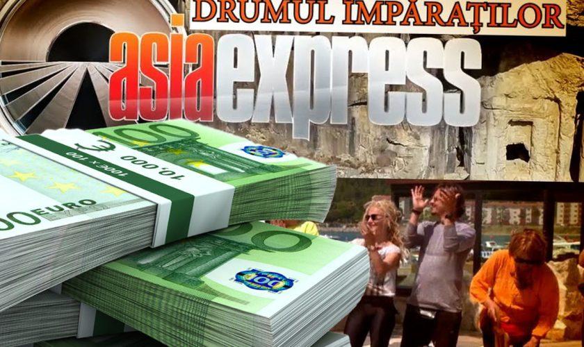 Câți bani câștigă cameramanii de la Asia Express. Salariul nu este deloc mare pentru efortul depus