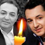 Ce a făcut fiul lui Petrică Cercel la cimitir. Momente tulburătoare înainte de înmormântare