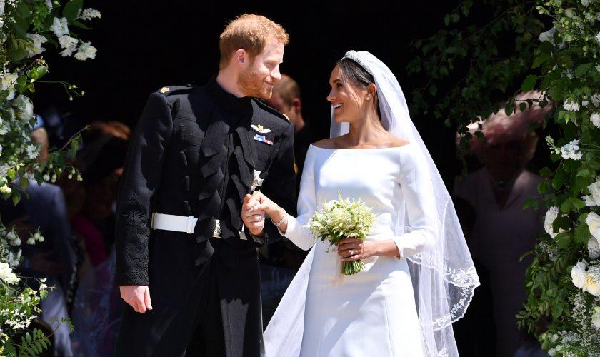 Ce i-ar fi spus Prințul Harry lui Meghan Markle, în ziua nunții. S-a aflat abia acum, te va pufni râsul