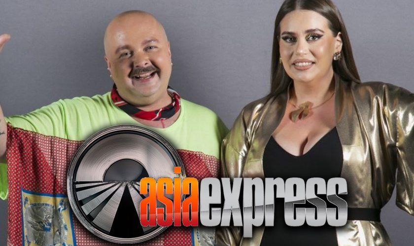 Cine este, de fapt, Zarug de la Asia Express. Cu ce se ocupă coechipierul lui Lorelei Bratu