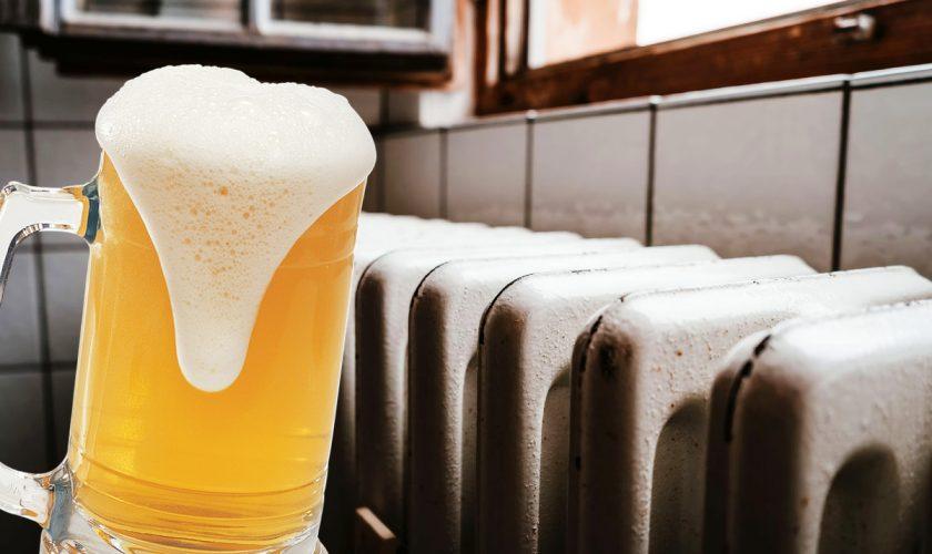 Cum ne putem încălzi cu ajutorul berii. Ce mare țară a început să se folosească de ea