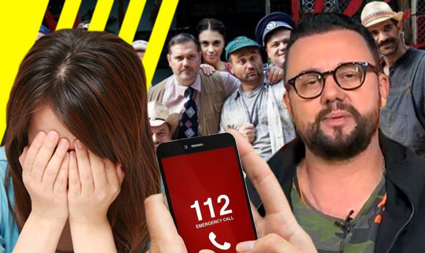 Drama pe care o trăiește vedeta din Las Fierbinți: 'Am sunat la salvare de ieri, mă dor toate'. Cătălin Măruță este șocat
