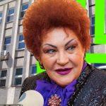 Elena Merișoreanu, surprinsă la spital. Cum a apărut marea artistă la fereastră FOTO