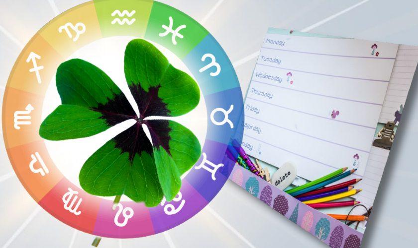 Horoscop. Care sunt zilele norocoase ale fiecărei zodii în parte. Cine o duce bine duminica