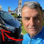 Lucian Mîndruță, bunuri de mii de euro uitate în mașina descuiată. Ce s-a întâmplat: 'Atât trebuie să știți'